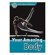 Oxford Read and Discover 6 Your Amazing Body Audio CD Pack thumbnail