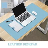 DeskPad- Thảm da trải bàn Laptop 2019 size 40 x 80cm thumbnail