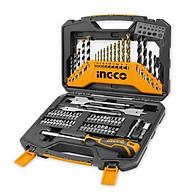 Bộ 67 món dụng cụ hiệu Ingco HKTAC010671 thumbnail