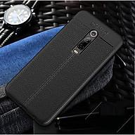 Ốp Lưng Cho Xiaomi Redmi K20 Pro Silicon Giả Da, Chống Sốc Auto Focus - Hàng Chính Hãng thumbnail
