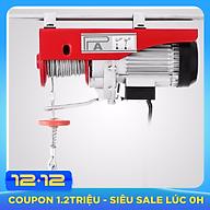 Tời điện treo PA200 (100 200kg) màu đỏ thumbnail