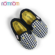 Giày trẻ em Nomnom EP B1947 kẻ ô vuông thumbnail