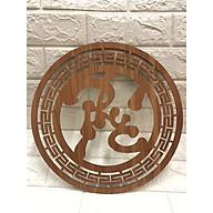 Trang trí chữ Phúc Việt dành cho bàn thờ treo tường TP1043 thumbnail
