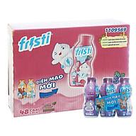 Tặng 1 Nước Rửa Tay Lifebuoy 3Ok - Combo 2 Thùng Sữa Chua Uống Fristi Hương Nho - 48 Chai 80ml thumbnail