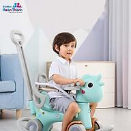 Ngựa bập bênh trẻ em đa chức năng 2021 thumbnail