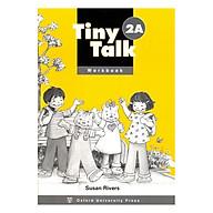 Tiny Talk 2 Workbook A thumbnail