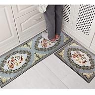Thảm nhà bếp - Bộ 2 thảm lau chân 3d siêu đẹp - Giao hình ngẫu nhiên thumbnail