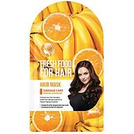 Set 3 miếng mặt nạ dưỡng tóc Fresh Food For Skin thumbnail