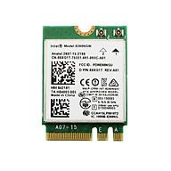 Card Wifi Intel AC8260 khe M2 có Bluetooth 8260NGW - Hàng nhập khẩu thumbnail