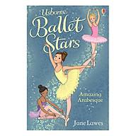 Usborne Middle Grade Fiction Amazing Arabesque thumbnail