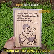 Tranh Decor Truyền Cảm Hứng DOHU201 Câu nói của Lý Tiểu Long - Giá Siêu Rẻ Tại Xưởng. thumbnail