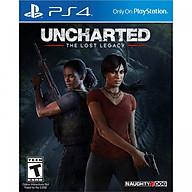 Đĩa Game PS4 Mới - Uncharted The Lost Legacy (Hệ US) - Hàng Nhập Khẩu thumbnail