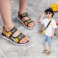 Sandal bé trai phong cách hàn quốc TL42 thumbnail