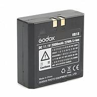 Pin sạc Li-ion Godox VB-18 cho Flash Godox V850 V860II - Hàng nhập khẩu thumbnail
