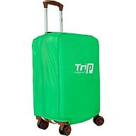 Áo vali TRIP vải dù chống thấm - Áo trùm bảo vệ vali vải dù chống thấm thumbnail