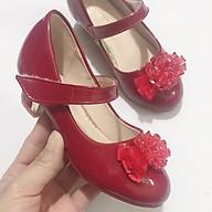 Giày cao gót 3cm cho bé gái 91208 sz25-34 thumbnail
