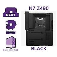 Bo Mạch Chủ NZXT N7-Z490 MOTHERBOARD Màu Đen- Hàng Chính Hãng thumbnail