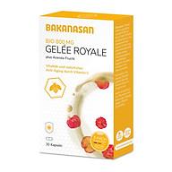 Bio Gelee Royale Bakanasan,Sữa Ong Chúa Tươi, VitaminC,Giúp chống oxi hóa,ngăn ngừa lão hóa da,xóa nếp nhăn,tăng cường collagen tự nhiên cân bằng nội tiết tố thumbnail