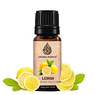 Tinh Dầu Vỏ Chanh Aroma Works Essential Oils Lemon thumbnail