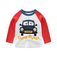 Áo bé nam quần áo bé trai mẫu Supere cool cao cấp cho bé từ 10kg đến 30kg thumbnail