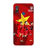 Ốp lưng dẻo AFF Cup cho Xiaomi Mi 8_Mẫu 1 thumbnail
