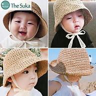 Mũ cói cho bé (TC0093) thumbnail