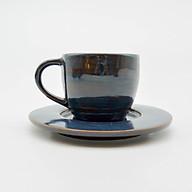 Bộ Tách Morning 02 + Dĩa Lót - Màu Giả Cổ thumbnail