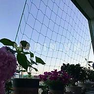 Lưới giàn cây leo khổ rộng 3m chiều dài tùy chọn thumbnail