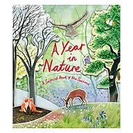 A Year in Nature A Carousel Book of the Seasons (Pop-Up) thumbnail