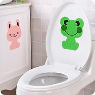 Miếng dán khử mùi nhà vệ sinh hình thú thumbnail