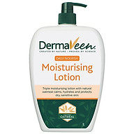 DermaVeen Everyday Moisturising Lotion 1 Litre thumbnail