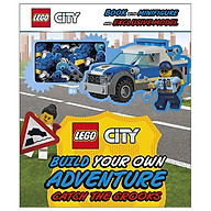 LEGO City Build Your Own Adventure Catch The Crooks With Minifigure And Exclusive Model thumbnail