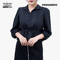 DSQUARED2 - Áo sơ mi nữ cách điệu S73DL0212-900 thumbnail