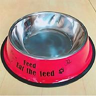 Chén ăn cho chó Xudapet - XDP01CAX (màu ngẫu nhiên) thumbnail
