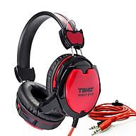 Tai nghe gaming GT-03 (đỏ,xanh lá) - Hàng Chính Hãng thumbnail