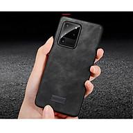 Ốp lưng cho SamSung Galaxy Nte 20 Note 20 Ultra chính hãng SULADA dạng da mềm thumbnail