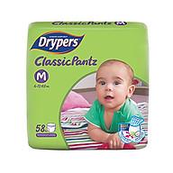Tã Quần Drypers ClassicPantz Gói Đại M58 (58 Miếng) thumbnail