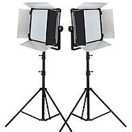 Bộ 2 đèn led bảng Studio 160w D-1080II Yidoblo hàng chính hãng. thumbnail