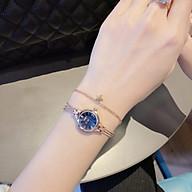 Đồng Hồ Nữ Julius Hàn Quốc JA-918 Dây Kim Loại Dạng Lắc Tay Dịu Dàng thumbnail