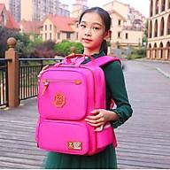 Balo học sinh Zhihuiwangzi cho bé gái (hồng) thumbnail