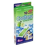 Miếng Dán Hạ Sốt Cooltana thumbnail