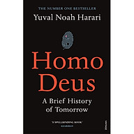 Homo Deus A Brief History Of Tomorrow (Khổ nhỏ) thumbnail