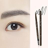 Bộ đôi chì kẻ mày - chì kẻ mắt Hàn Quốc - KBOX1998 thumbnail