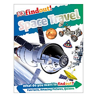 DKfindout Space Travel - DKfindout (Paperback) thumbnail