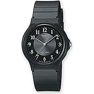 Casio Men s Analogue Quartz Watch with Resin Strap MQ-24-1B3LLEF thumbnail