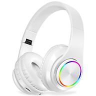 Tai Nghe Chụp Tai Bluetooth B39 Hỗ Trợ Thẻ Nhớ, Dây 3.5mm, Đài FM - Hàng Nhập Khẩu thumbnail