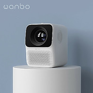 Xiaomi Youpin Wanbo Projector T2 Free 1080P 150ANSI LCD 40-120inch Projection Vertical Keystone Correction Portable Mini thumbnail