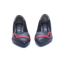 Giày Cao Gót Nữ Đê Vuông 5P Form Chuẩn GMIC Giày Công Sở Nữ Đẹp Cao Cấp Chất Lượng, Êm Chân NH621 thumbnail