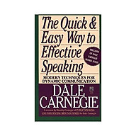 The Quick and Easy Way to Effective Speaking Mass Market Paperback thumbnail