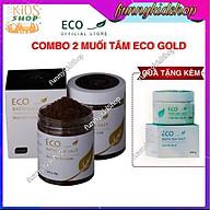 MUỐI TẮM BÉ SINH DƯỢC ECO GOLD 400G - Muối tắm bé eco gold CHO MẸ VÀ BÉ thumbnail